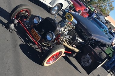 Cruisin' Car Show For A Cause Winners
