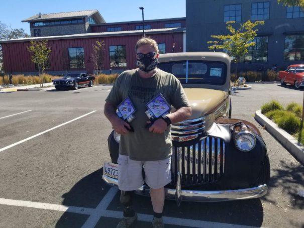 2020 Cruisin' Car Show For A Cause Winners