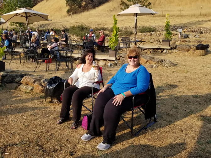 Another fun picnic at Nelson Ranch
