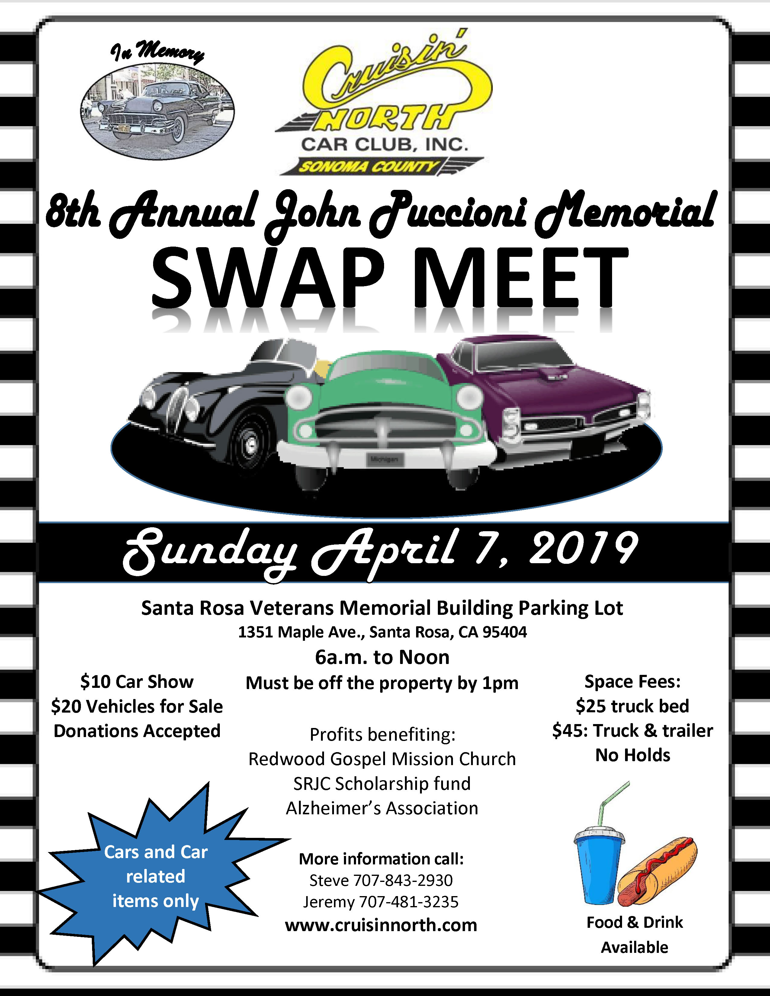 Swap Meet Flier 2019