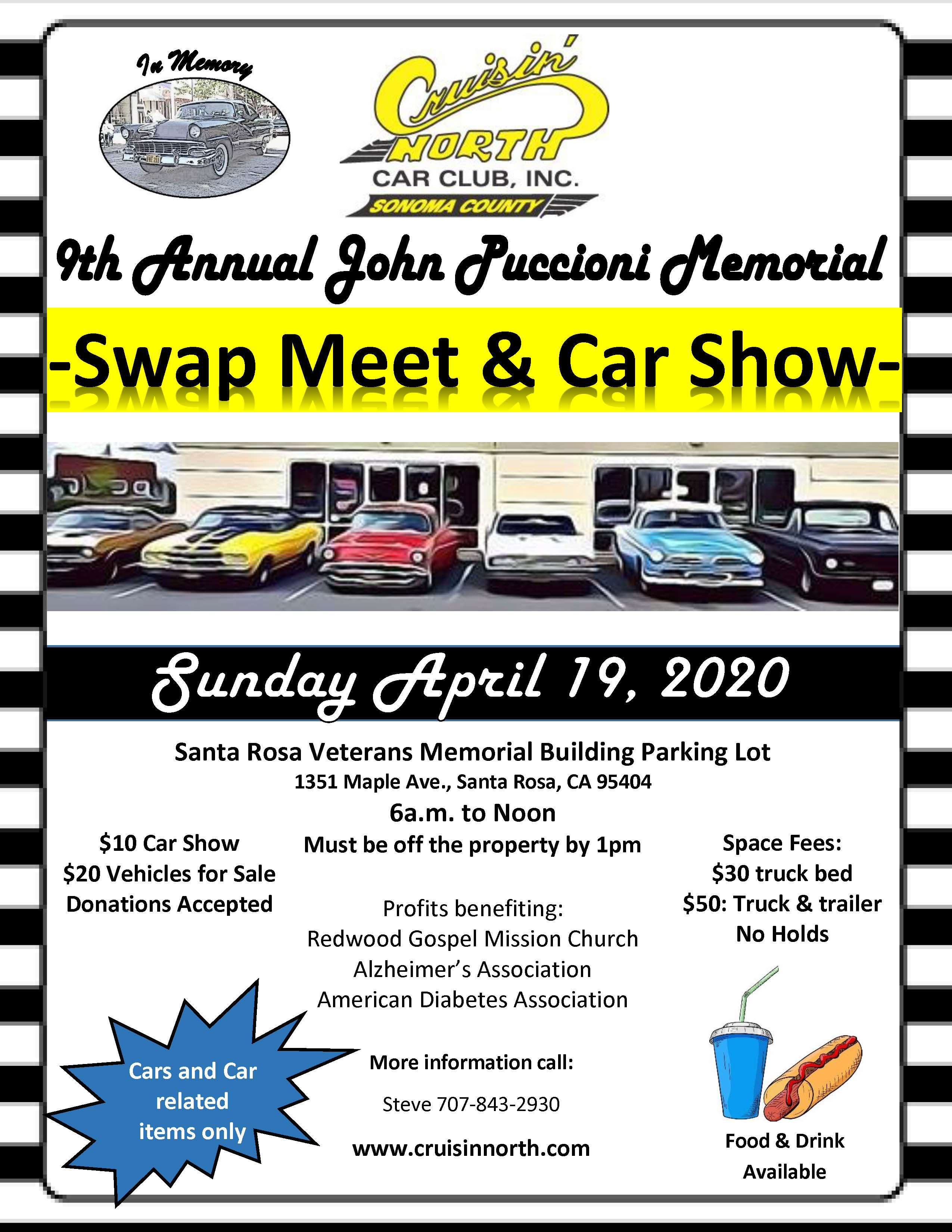 Swap Meet Flier 2020